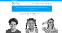 Smile Sonrisa Dental & Orthodontics Website Main